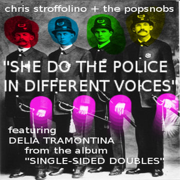 She Do The Police In Different Voices cover art