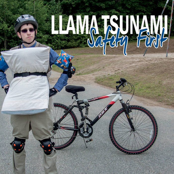 Safety First cover art
