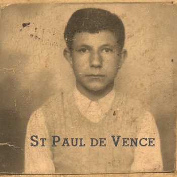 St Paul de Vence cover art