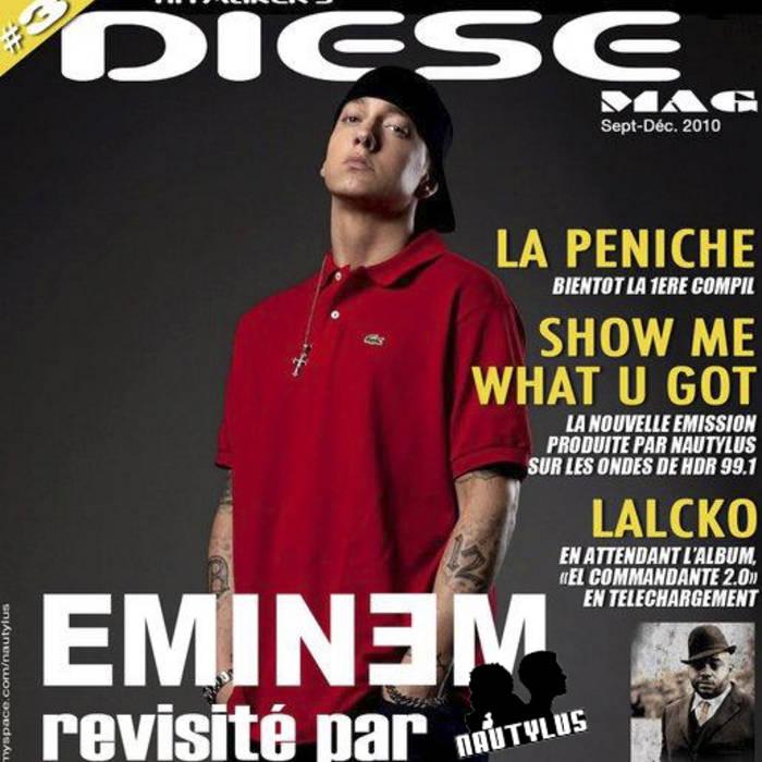 Eminem revisité par Nautylus cover art