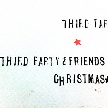 Third Party & Friends: Christmas* cover art