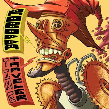 Time Traveler cover art