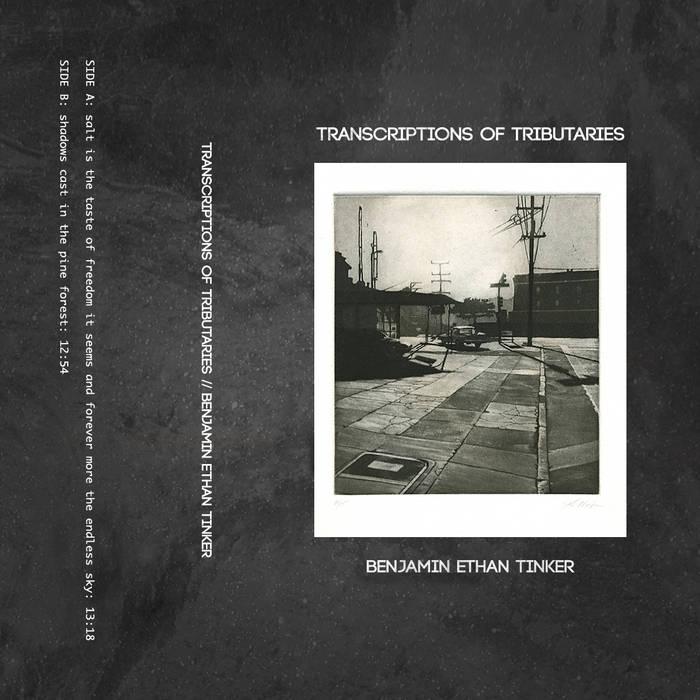 transcriptions of tributaries cover art