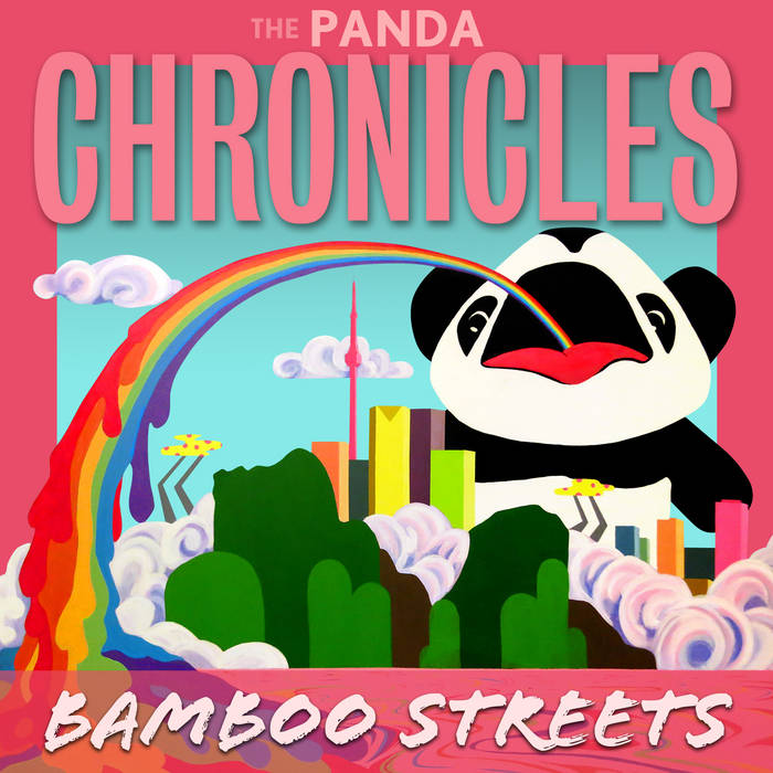 Bamboo Streets feat. Alex Sypsomos cover art