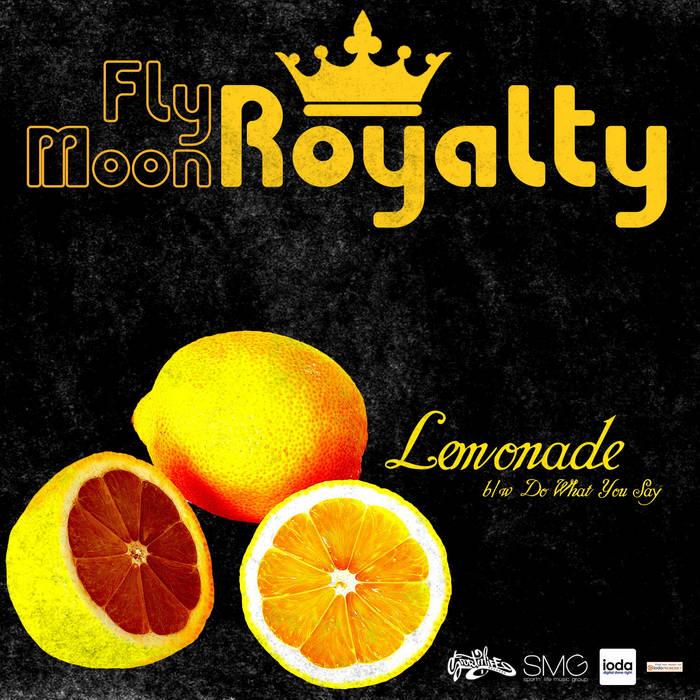 Lemonade b/w Do What You Say cover art