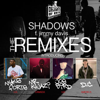 The Shadows Remixes cover art