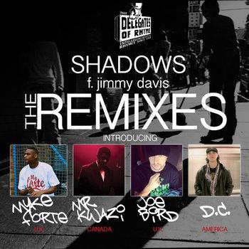 The Shadows Remixes cover art
