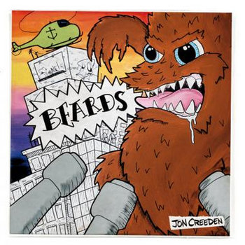 Beards! cover art