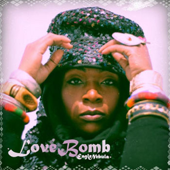 LoveBomb EP cover art