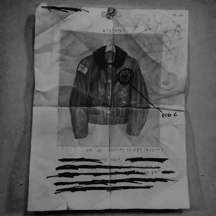 The Body & Krieg cover art