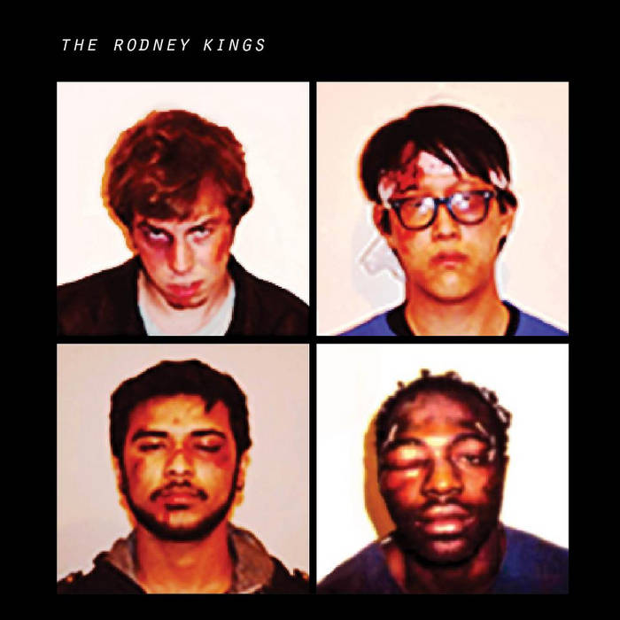 the rodney kings ep cover art