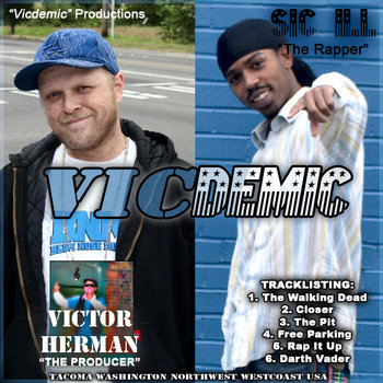 Vicdemic cover art