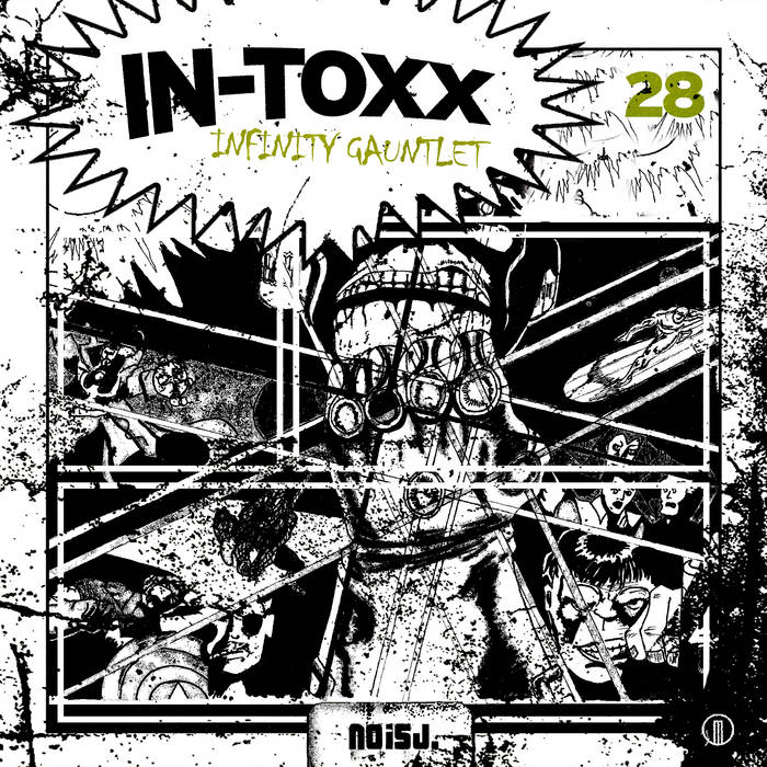 In-Toxx - Infinity Gauntlet cover art