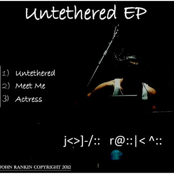 Untethered EP cover art