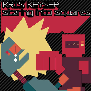 Staring Into Squares cover art