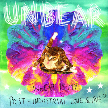 Where is My Post-Industrial Love Slave? cover art