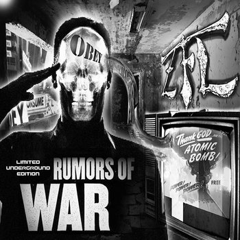 Rumors Of War [Limited Underground Edition] cover art