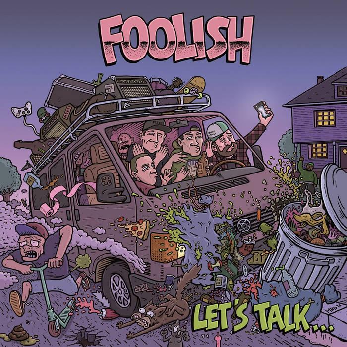 Let's Talk... cover art