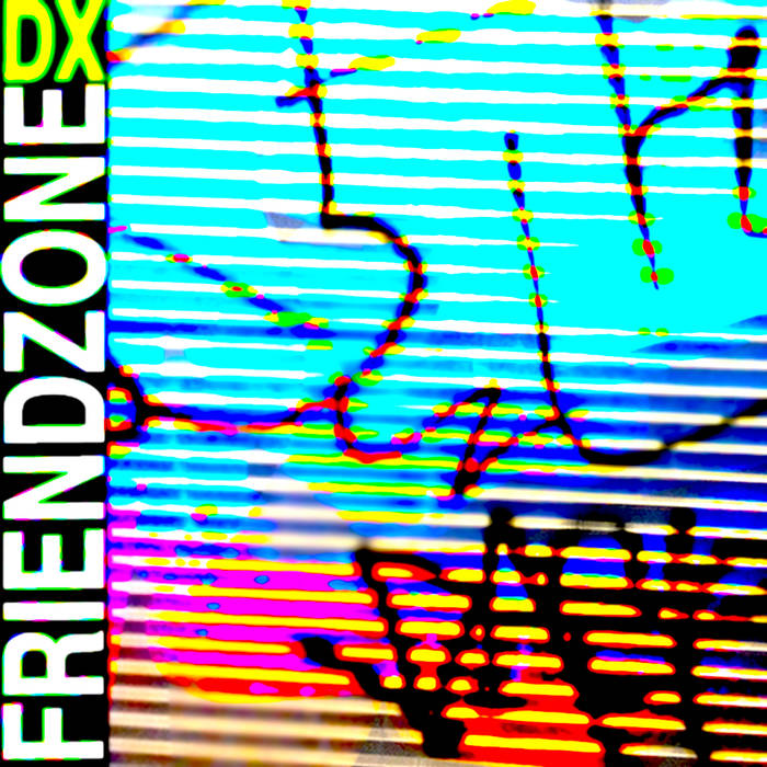 DX cover art