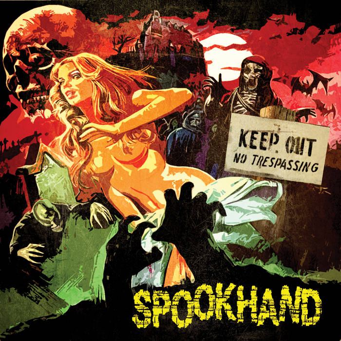 Keep Out (Things I Learned From Horror Movies) cover art