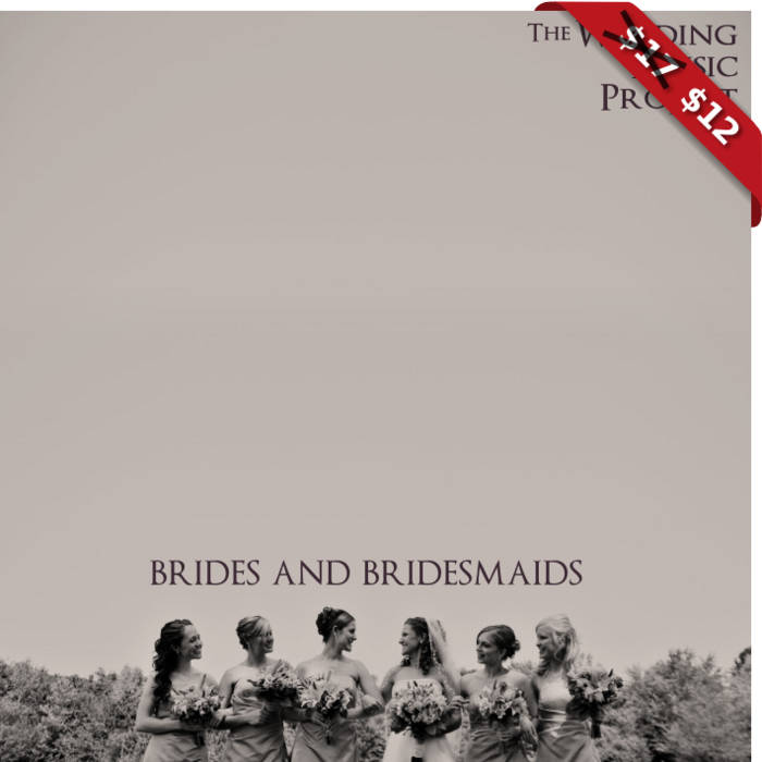 Wedding Processional Songs for Brides Bridesmaids cover art