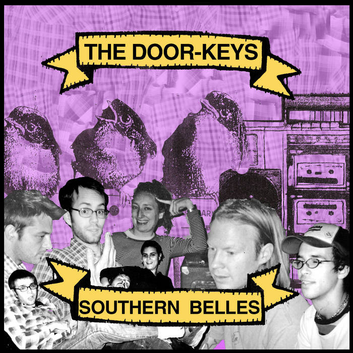Southern Belles cover art