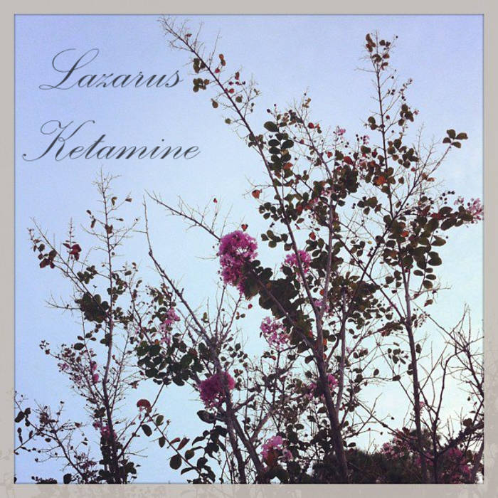Ketamine EP cover art