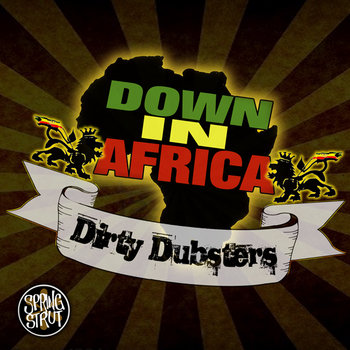 Down In Africa (Danny Massure Remix) cover art