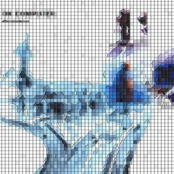 OK Computer 8-bit cover art