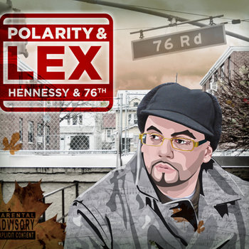 Hennessy & 76th cover art