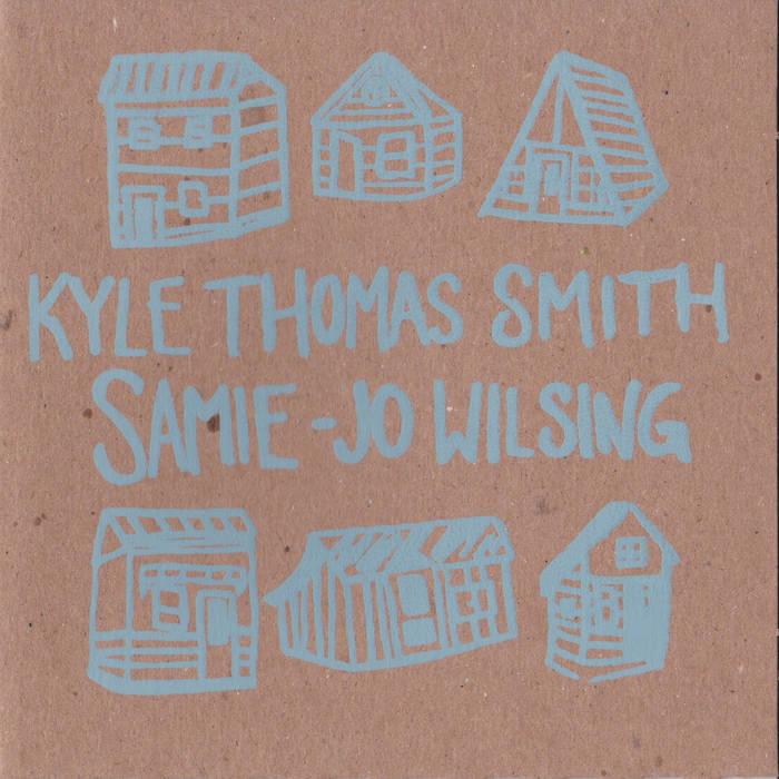 Split w/ Samie Jo Wilsing cover art