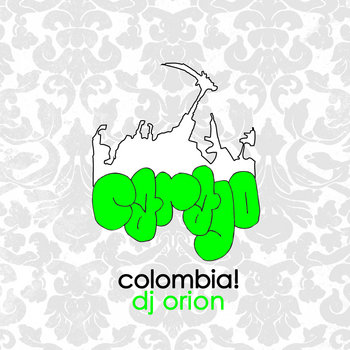 Carajo Colombia cover art
