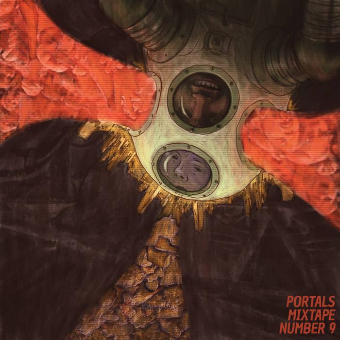 PORTALS Mixtape #9 cover art