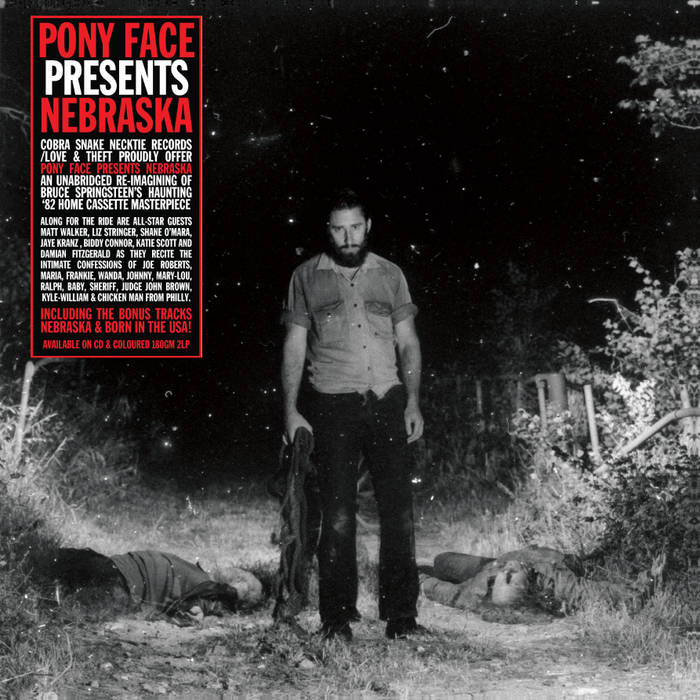 Pony Face presents Nebraska cover art