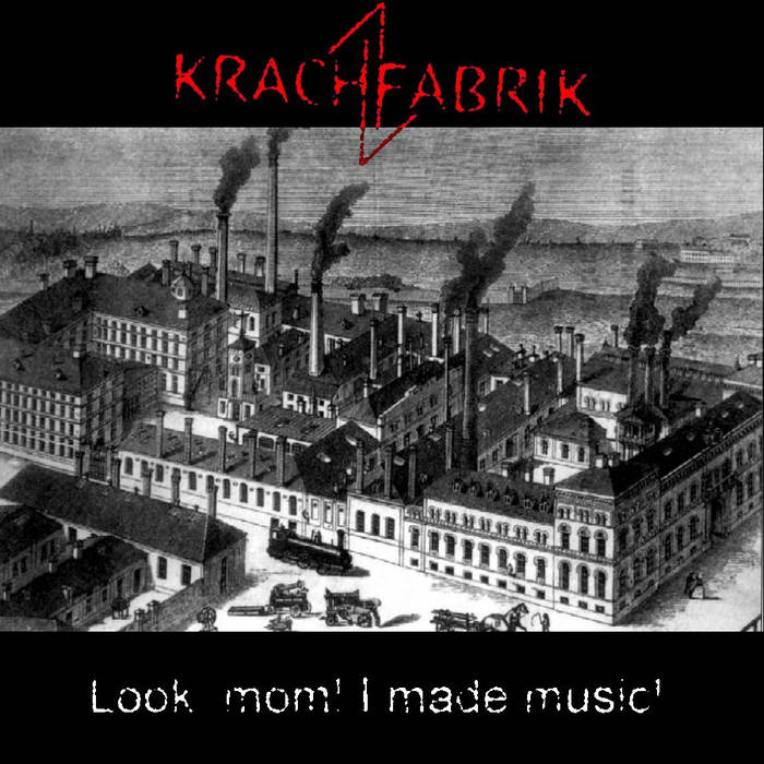 Look, mom! I made music! cover art