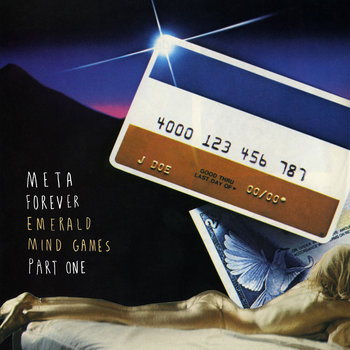 Meta Forever - Emerald Mindgames Part One cover art
