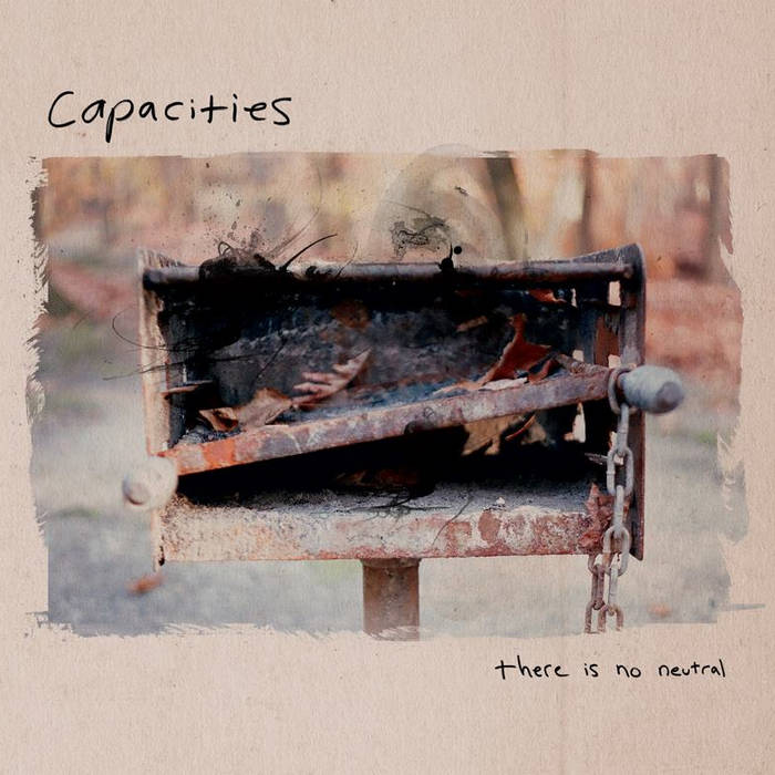 Capacities - There is no Neutral cover art