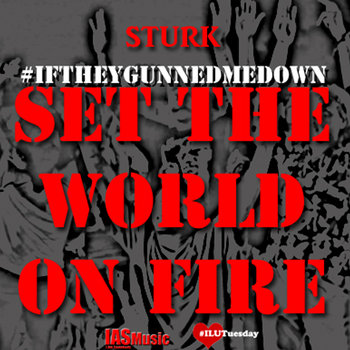 #IfTheyGunnedMeDown (Set The World On Fire) Mike Brown Tribute cover art