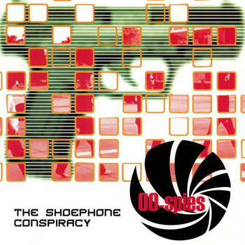 The Shoehorn Conspiracy + Solid Goldfinger cover art
