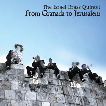 From Granada to Jerusalem cover art