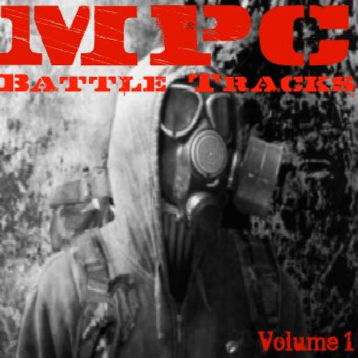 MPC Battle Tracks cover art