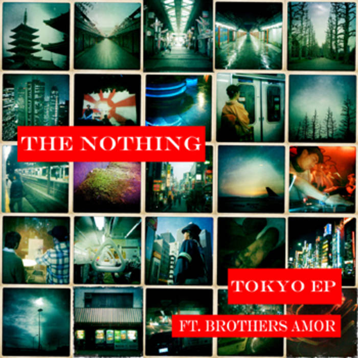 Tokyo EP cover art