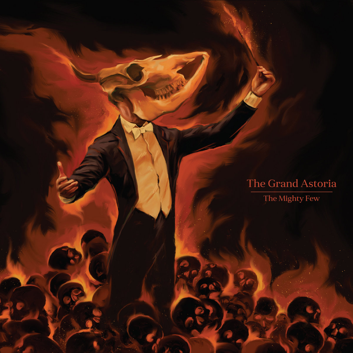 The Grand Astoria - The Mighty Few