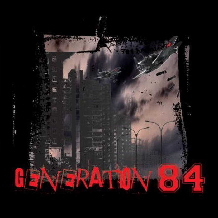 GENERATION 84-EP cover art