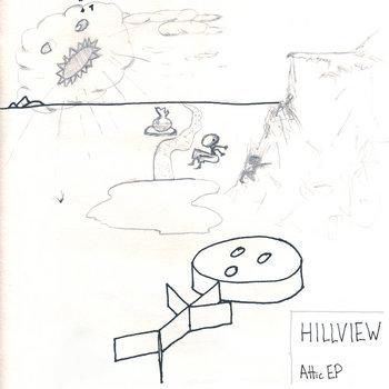 Attic EP cover art