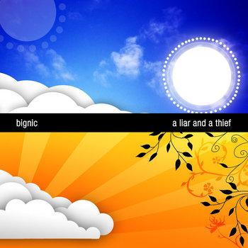 A Liar and A Thief cover art