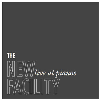 live at pianos cover art