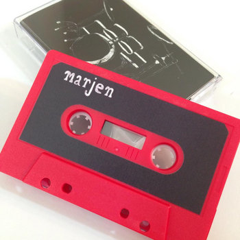 Marjen cover art