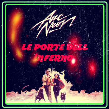 Le porte dell'inferno cover art