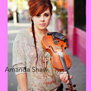 Amanda Shaw - Yes I'm That Kinda Girl EP (Private) cover art